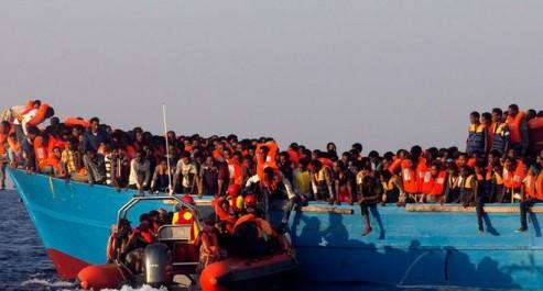 Méditerranée : Quelque 1.100 migrants sauvés en mer
