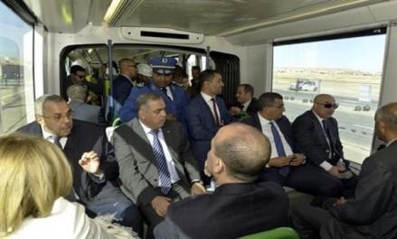 Le tramway d'Ouargla opérationnel en mars prochain