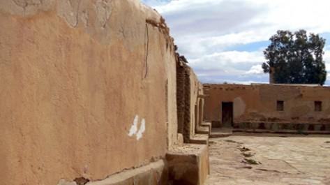 Un site historique à préserver
