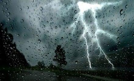 Pluies orageuses attendues sur les wilayas du Centre-Est et de l'Est