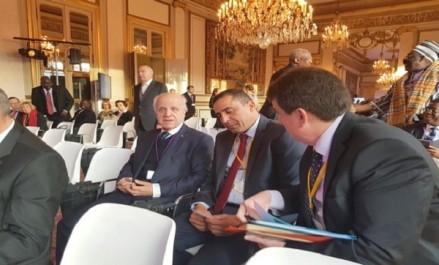 Medelci : les relations de coopération avec le Conseil constitutionnel français sont constantes