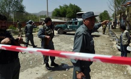 Afghanistan : 22 policiers tués dans une série d'attaques