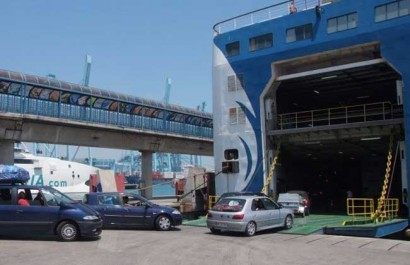 Un véhicule intercepté à hauteur du port: Saisie d'une importante quantité de marchandises de contrebande