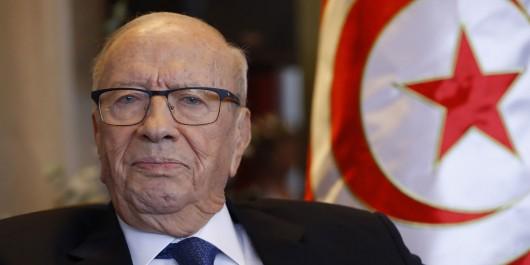 Tunisie: Un internaute annonce la mort de BCE en utilisant le logo de France24