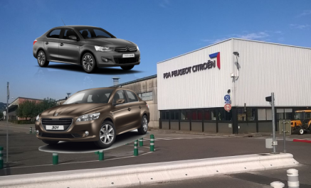 Automobile: Peugeot algérie assemblera des c-elysée et des 301
