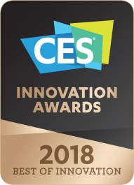 Samsung remporte 36 Prix «CES 2018 Innovation Awards» : grâce à l'ingénierie et au design exceptionnels de ses produits