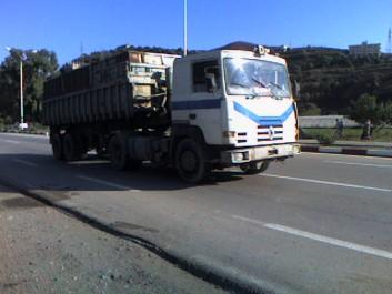 Mostaganem : Un camion sème la panique à Tighdit
