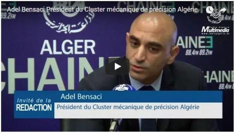 Adel Bensaci: le taux d'imposition des PME en Algérie est trop élevé