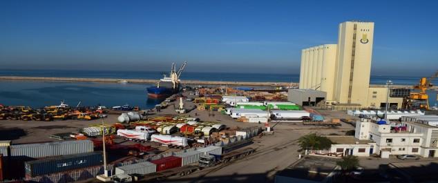 CONJONCTURE ÉCONOMIQUE Forte baisse d'activité au port de Mostaganem