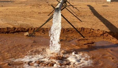 4 nouveaux forages d'alimentation en eau potable mis en service à Ghardaia