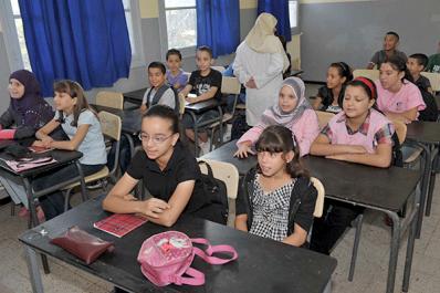 L'école algérienne 119e au classement mondial