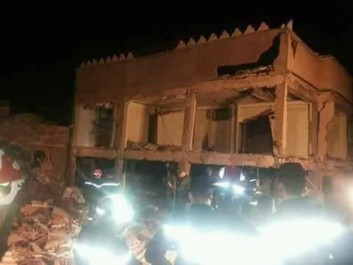 Deux morts dans l'explosion d'une bouteille de gaz propane à Oran