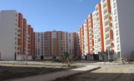 AADL : Blida propose un quota supplémentaire de 10.000 unités