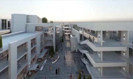 Le ''garden city lifestyle mall'', un 5ème centre commercial à Alger en 2018