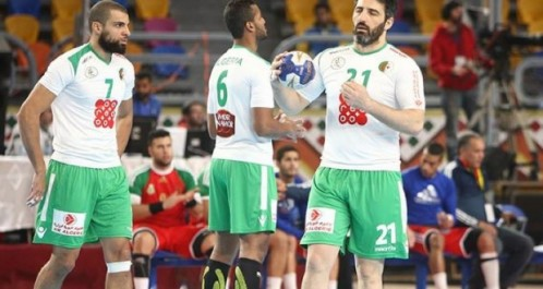 Handball – CAN 2018 : Le Cameroun premier adversaire des verts