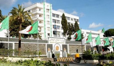 Un élément de soutien aux groupes terroristes appréhendé à Batna (MDN)