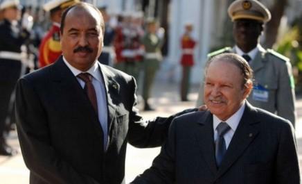 """Un rapprochement """"algéro-mauritanien"""" qui isole le Maroc!"""