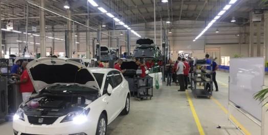 Relizane: un montage de 10.000 voitures à l'usine Volkswagen de Sidi Khettab