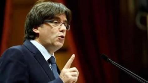 Exilé à bruxelles : Puigdemont sous le coup d'un mandat d'arrêt