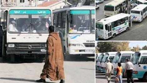 Transport de voyageurs et de mrchandises à béjaia : Un poumon qui s'étouffe