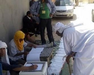 Le scrutin a commencé , hier , dans le grand sud : Le vote itinérant inaugure l'opération électorale