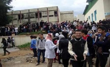 TIZI OUZOU : Deuxième semaine de grève dans les lycées