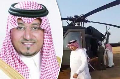 Un prince saoudien tué dans le crash d'un hélicoptère près du Yémen