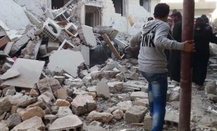 Syrie: 50 civils tués depuis vendredi dans des frappes russes