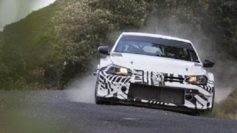 Sports Mécaniques : Premiers essais réussis pour la Volkswagen Polo GTI R5
