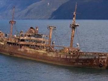Triangle des Bermudes : Un Bateau réapparaît 90 ans après sa disparition
