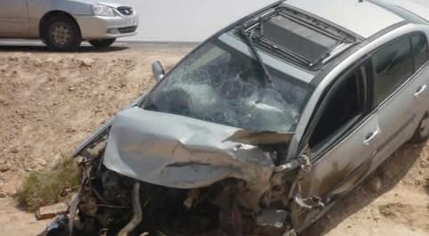 Terrorisme routier : 8 Morts et 342 blessés en une semaine
