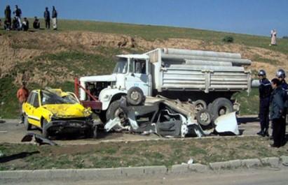 Tlemcen: Les routes toujours aussi meurtrières
