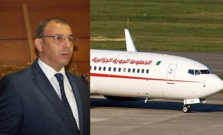 Abdelghani Zaâlane : Air Algérie n'a pas de problèmes en matière de normes de sécurité