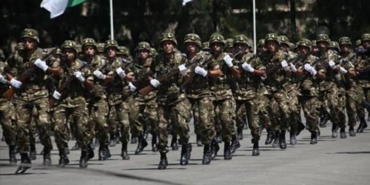 Classement GFP 2017 : l'Algérie 25e puissance militaire mondiale
