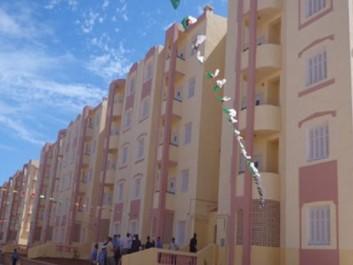 Tlemcen : Attribution de 8 500 logements sociaux d'ici janvier 2018