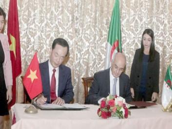 Commission mixte algéro-vietnamienne : Préoccupations politiques, économiques et commerciales communes