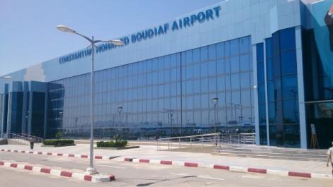 Un homme arrêté avec un pistolet BERETTA à l'aéroport de Constantine