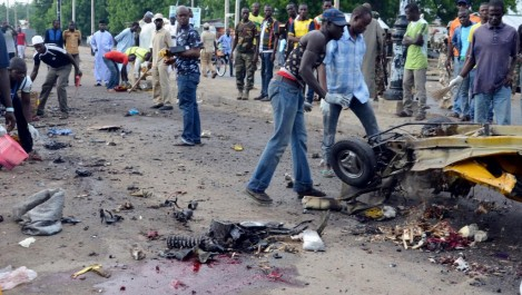 Nigeria: 50 morts dans un attentat-suicide