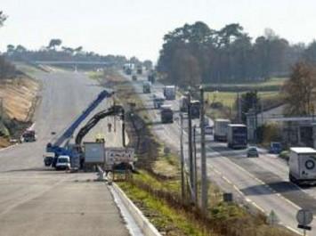 Autoroute Est-Ouest : les travaux du dernier tronçon livrés «en 2019»