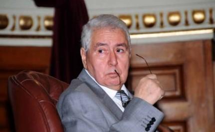 Il invite les algériens à se rendre aux urnes : Bensalah s'implique dans la campagne