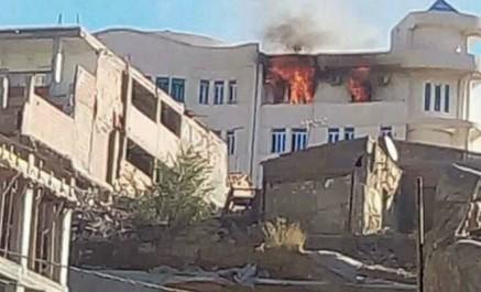 Incendie au siège de l'APC de Bouira (vidéo)