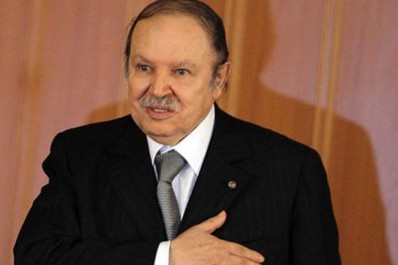 29e anniversaire de la proclamation de l'état de palestine : Le président Bouteflika félicite Mahmoud Abbas
