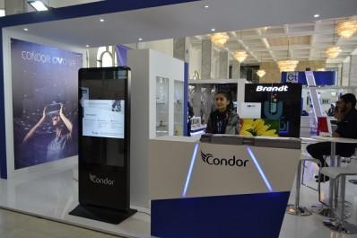 Le 14ème MEDT IT s'est ouvert hier en présence de 150 exposants « Condor» présente ses offres et nouveautés