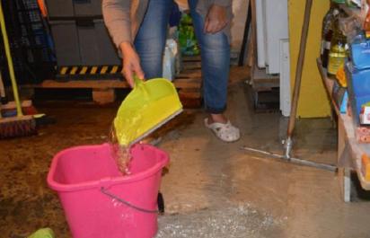 Constantine – Ziadia : Les habitants se plaignent des caves inondées