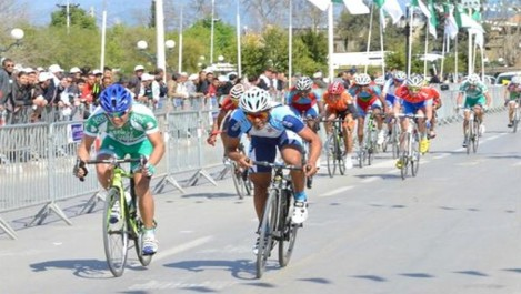 Cyclisme/Grand Prix international d'Alger: un niveau technique acceptable