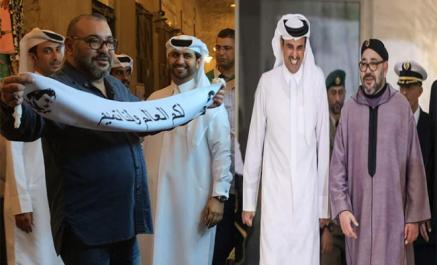 Crise du Golfe: Mohamed VI affiche son dévouement à l'émir du Qatar