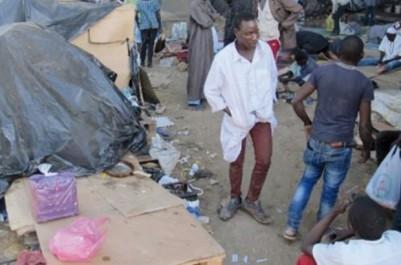 Création d'un lieu de débauche : 48 immigrants clandestins arrêtés à la cité Auzas de Annaba
