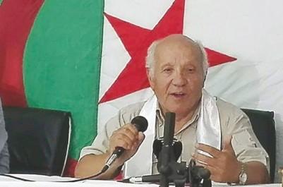 Il a été élu à Guenzet à l'issue du scrutin local : À 86 ans, Benadouda est le doyen des P/APC