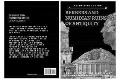 Édition d'un ouvrage en anglais sur les antiquités berbères : Berbers and Numidian Ruins of Antiquity