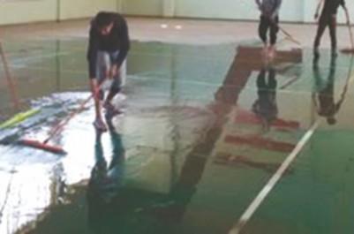 Installations sportives de la résidence universitaire de Béni Messous : Dans un état affligeant, dénoncent des étudiants